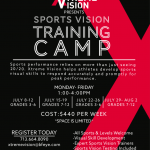 Youth Sports Vision Training Camp